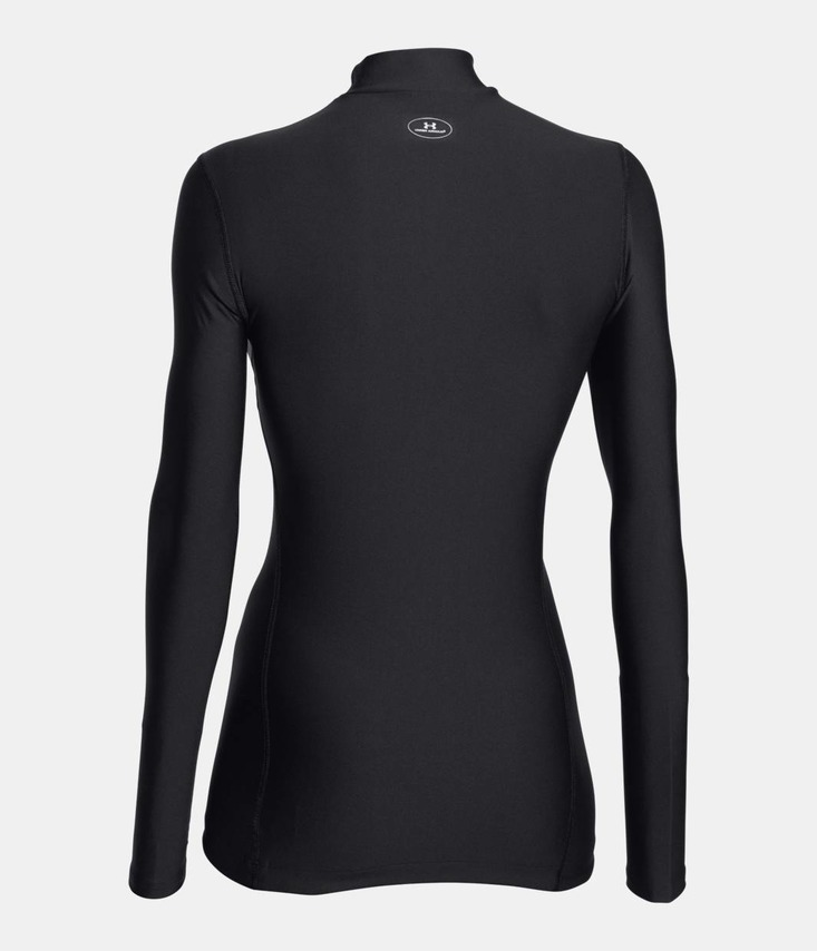 COLDGEAR® LONG SLEEVE COMPRESSION EVO MOCK Tričko