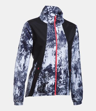 Intl Printed Run Jacket Bunda