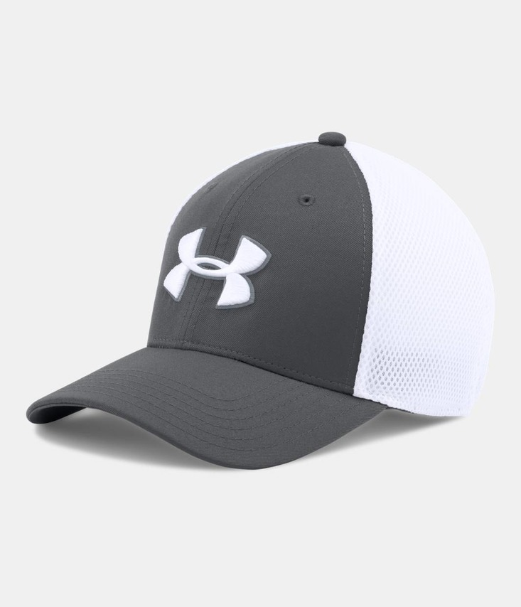 Men's UA Golf Mesh STR 2.0 Čiapka