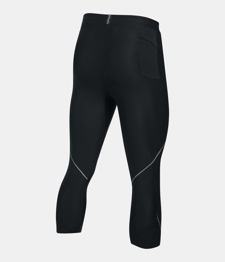 RUN TRUE HEATGEAR CAPRI Kompresné legíny