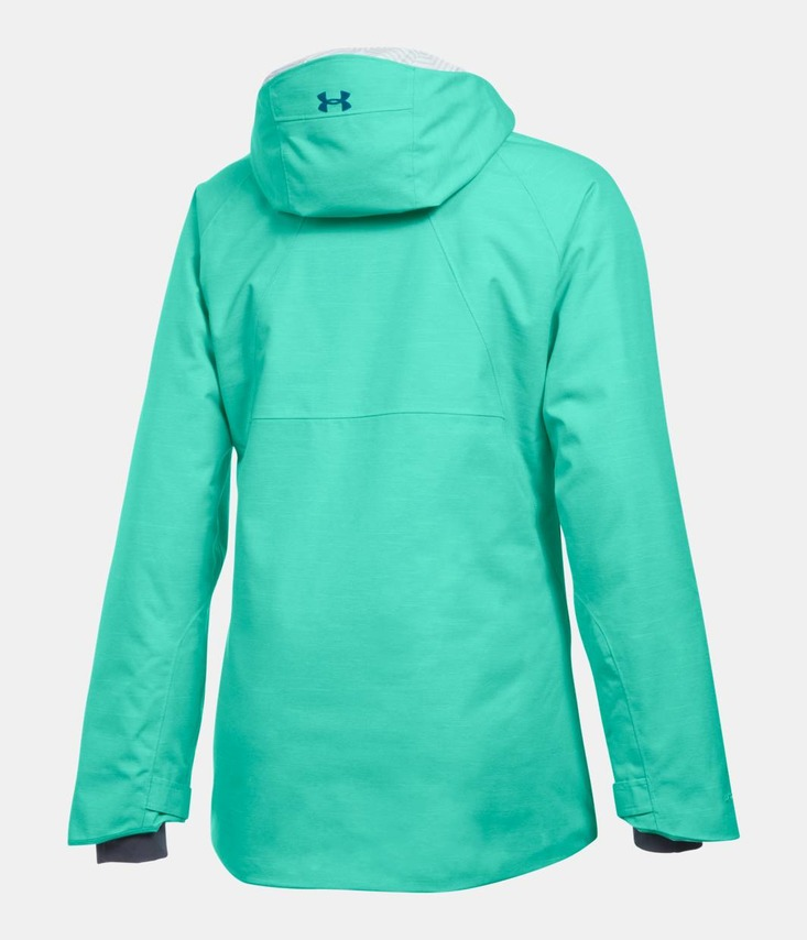 UA CGI Snowcrest Jacket Bunda