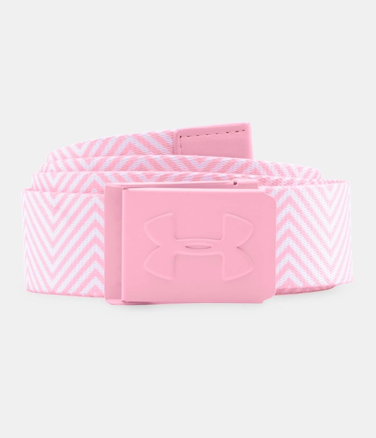 UA WOMEN'S PRINTED GOLF BELT Opasok